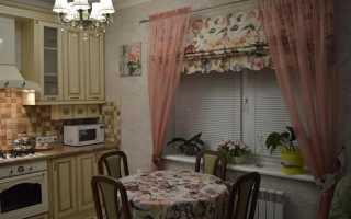 Использование римских штор в интерьере разных комнат: выбор материала и оформления