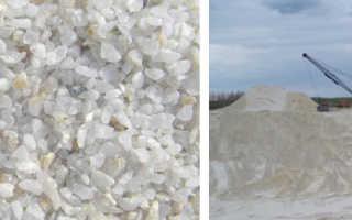 Отличающие песок кварцевый ЛПК 5 технические характеристики: добыча материала и сфера применения