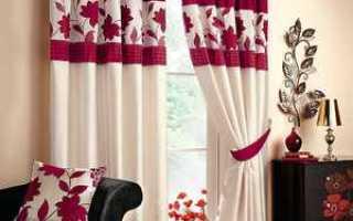 Комбинированные шторы: правила выбора