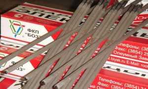 Электроды для сварки инвертором: какие лучше, как выбрать
