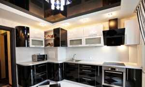 Создание дизайна кухни с вентиляционным коробом в углу: практичный и декоративный подход