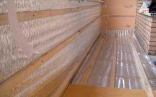 Чем отделать стены на балконе, и как можно их утеплить