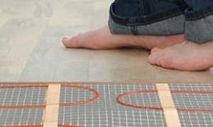Как производится укладка электрического теплого пола: все схемы и способы монтажа