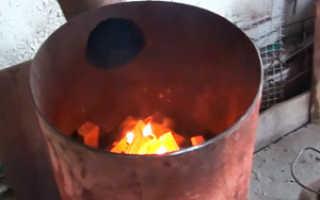 Печь бубафоня своими руками схема чертеж: пошаговая технология изготовления оборудования