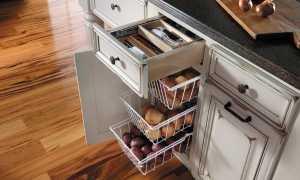 Как правильно организовать хранение овощей на кухне: оптимальные варианты