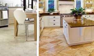 Укладка плитки на деревянный пол: плюсы и минусы такого выбора