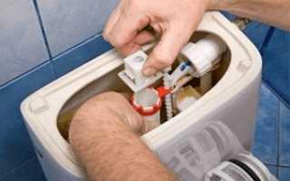 Как произвести ремонт сливной арматуры унитаза своими руками: устраняем неполадки бачка