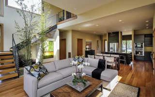 Интерьер современной квартиры в стиле контемпорари: основные особенности оформления