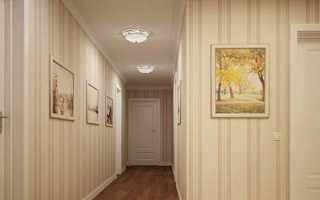 Как правильно выбрать обои для прихожей и коридора