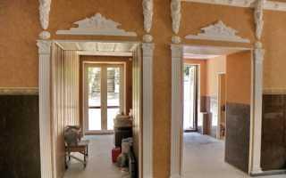 Как сделать проем в стене: бетонной, кирпичной, несущей