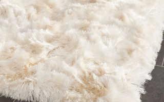 Как сделать коврик из старой шубы: пошаговая инструкция