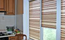 Рулонные шторы: правила выбора