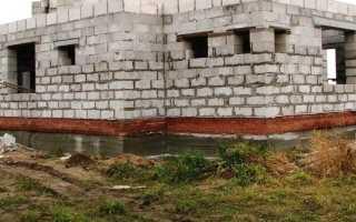 Как армировать стены из газобетона, монолитные, цокольного этажа и т.д.