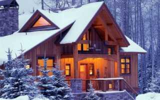 Как сделать отопление в деревянном доме: выбор оборудования для частного жилища