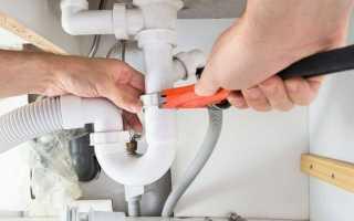 Как установить сифон для раковины в ванной или на кухне: пошаговая инструкция по монтажу
