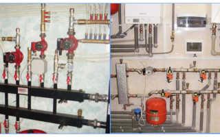 Как спустить воздух с насоса отопления и других элементов системы: диагностика и решение проблем