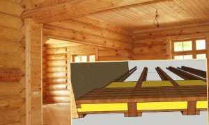 Виды конструкций и подробное описание того, как сделать пол в деревянном доме