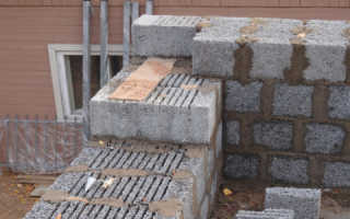 Как правильно рассчитать количество керамзитобетонных блоков на дом