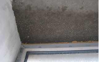 Как избавиться от конденсата на балконе: инструкция по устранению проблемы