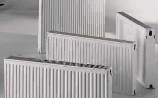 Показывающая объем воды в радиаторе отопления таблица: сколько литров нужно для разных батарей