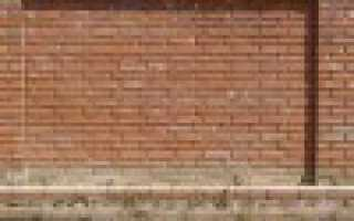 Как построить забор из кирпича своими руками: выбор материала и процесс работ