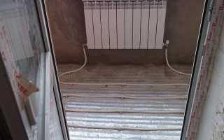Теплый пол на балконе своими руками: какой бывает, как выбрать и самостоятельно изготовить лучшее покрытие