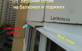 Удлинение балконных козырьков своими руками: монтаж и демонтаж конструкции