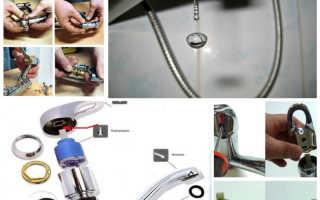 Ремонт смесителя в ванной своими руками: что делать, если вода постоянно течет или капает