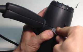 Как сделать строительный фен своими руками: пошаговая инструкция