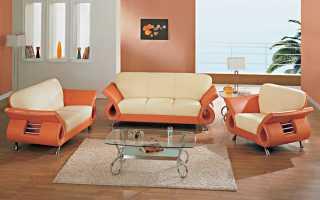 Персиковый цвет в интерьере: оптимальные сочетания, основные принципы использования