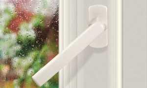 Как сделать ручку на пластиковой двери балкона: производим установку правильно