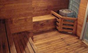 Водяной теплый пол в бане: видео, монтажные схемы