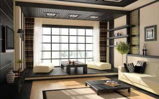 Японский стиль в интерьере квартиры и дома: дизайн с учетом современных возможностей