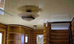 Натяжные потолки в деревянном доме, тканевые и ПВХ под дерево: как сделать монтаж самостоятельно