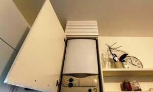 Как повесить бойлер на стену из пенобетона, шлаковых блоков, кирпича или дерева