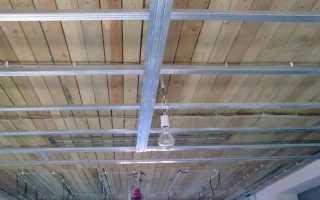 Монтаж гипсокартона на потолок своими руками: подробная технология монтажа с видео-инструкцией