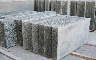 Какими бывают размеры арболитовых блоков согласно стандартам: изучаем характеристики материала