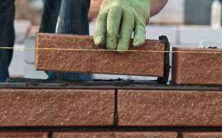 Технические характеристики и размер клинкерного кирпича для фасада и других целей