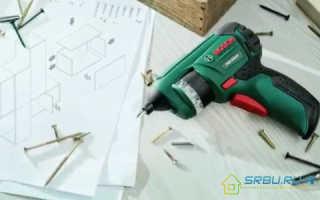 Как выбрать шуруповерт аккумуляторный для дома: важные для работы характеристики