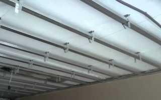Кнауф потолок из гипсокартона своими руками: технология монтажа и отделки
