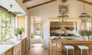 Дизайн интерьера в стиле прованс: важные особенности французского кантри