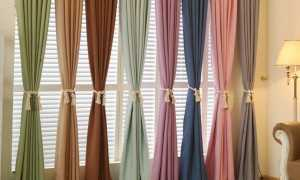 Как подобрать шторы к интерьеру с учетом цвета, материала, стиля и других деталей