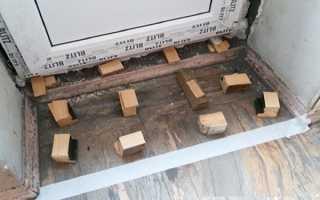 Как сделать порог на балкон: подробно разбираем процесс установки
