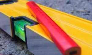 Почему строительный карандаш овальный, и его отличие от чертежного