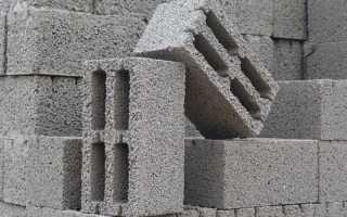 Отличающие блоки из ячеистого бетона размеры и характеристики: теплопроводность и другие свойства материала