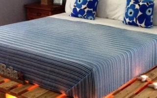 Как сделать мебель из поддонов своими руками: пошаговые мастер-классы