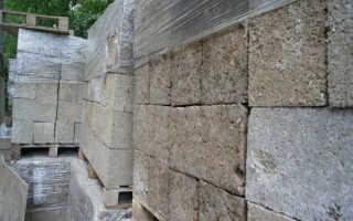 Изготовление опилкобетонных блоков в домашних условиях: пропорции материала, видео-инструкция