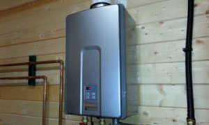 Как установить газовую колонку в частном доме: основные требования к монтажу
