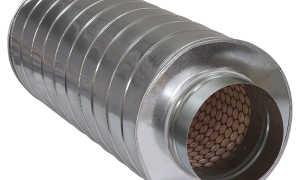 Как сделать шумоглушитель для вентиляции своими руками: принцип работы и инструкция по монтажу