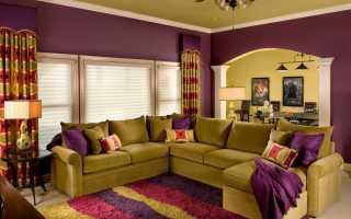 Использование зеленого цвета в интерьере разных комнат: оптимальные сочетания и важные нюансы